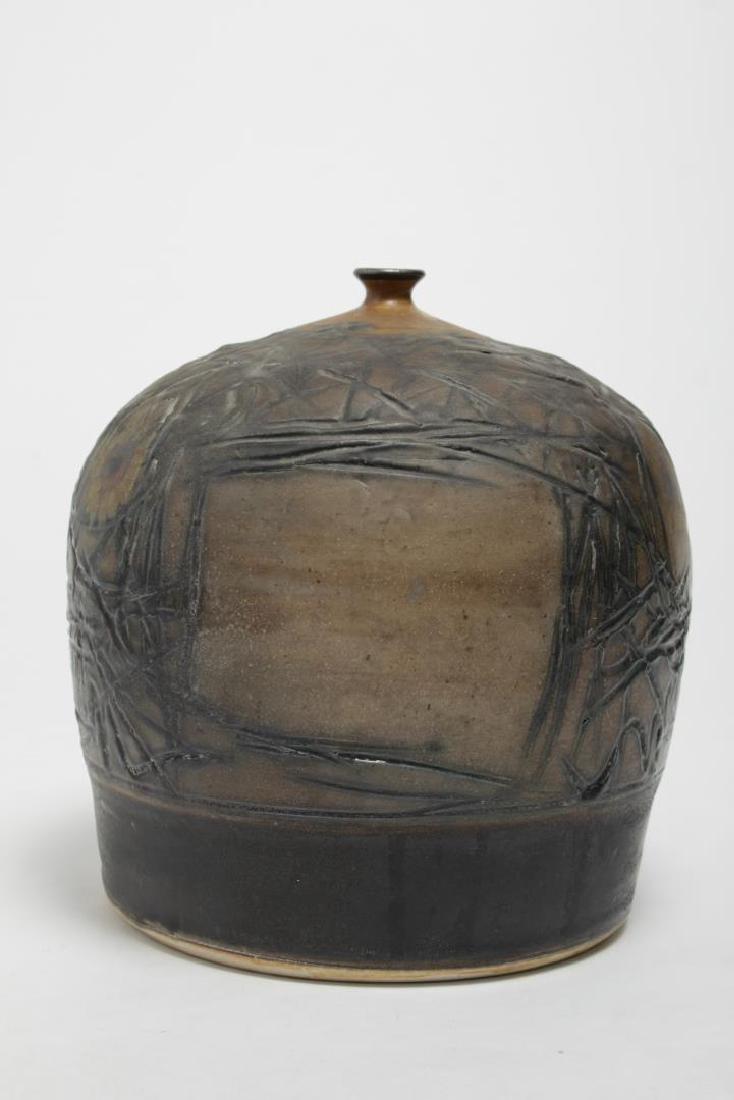 Regis Brodie (American, 20th C.)- Ceramic Vase