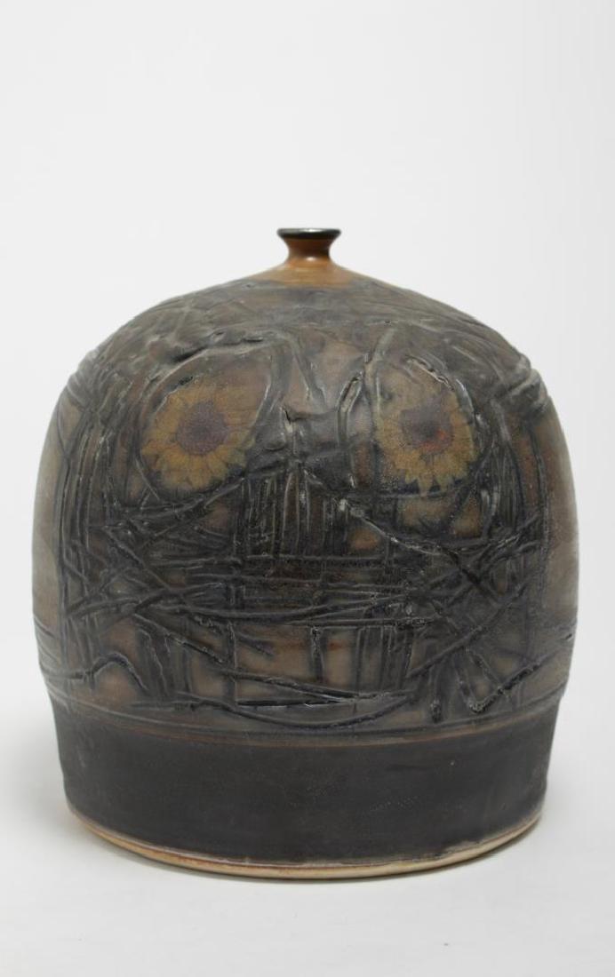 Regis Brodie (American, 20th C.)- Ceramic Vase - 2