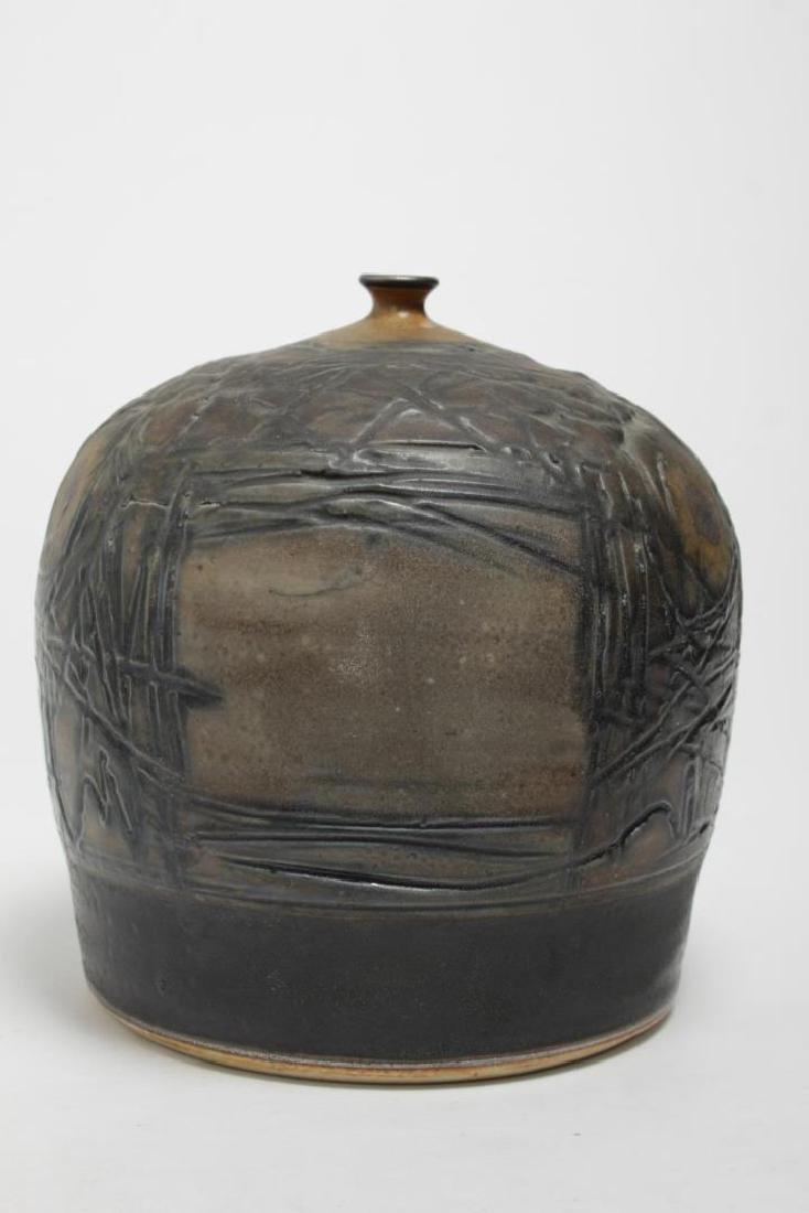 Regis Brodie (American, 20th C.)- Ceramic Vase - 3