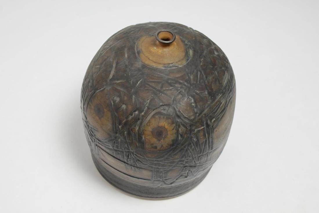 Regis Brodie (American, 20th C.)- Ceramic Vase - 4
