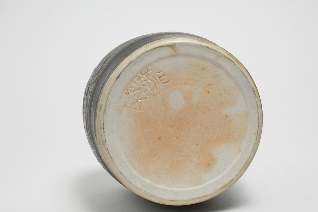 Regis Brodie (American, 20th C.)- Ceramic Vase - 5