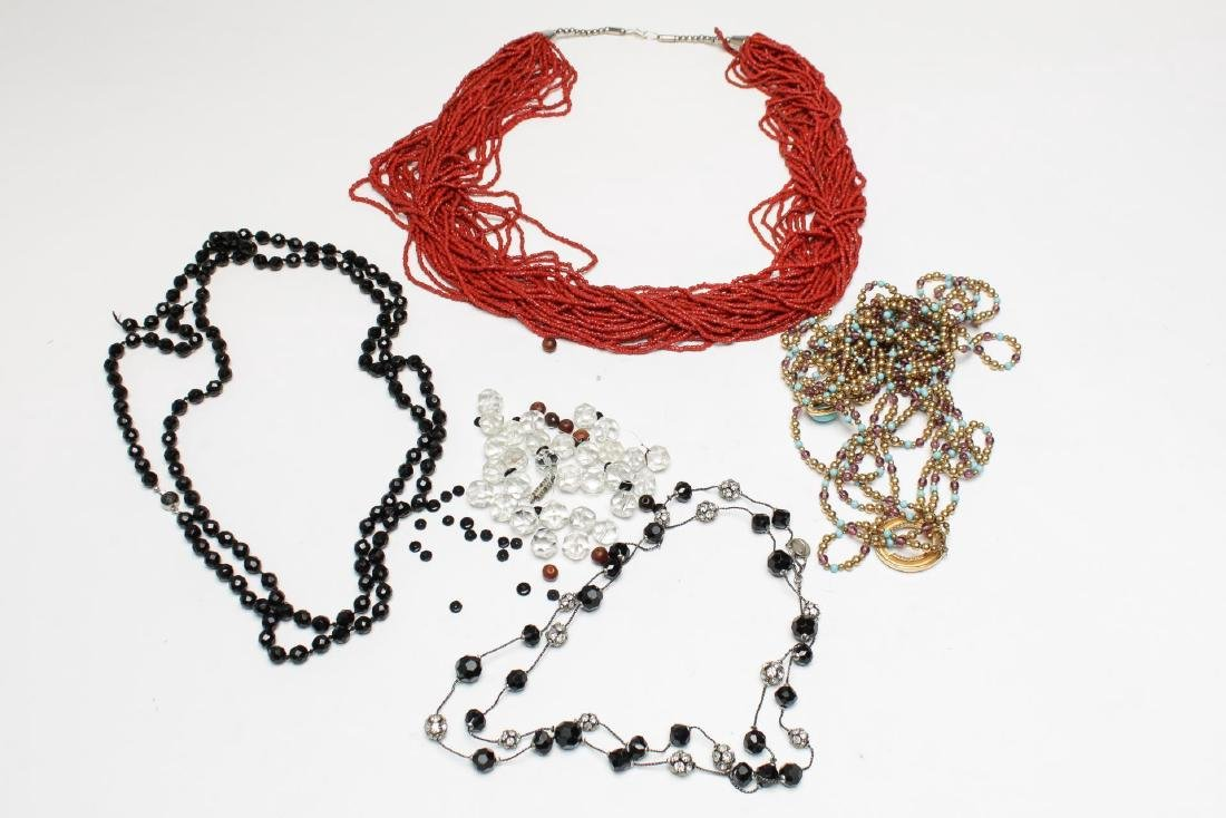 Costume Jewelry Necklaces, Assorted, Woman's