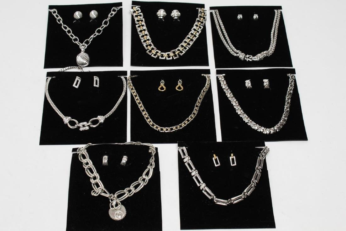 Costume Jewelry Sets, Woman's, 8