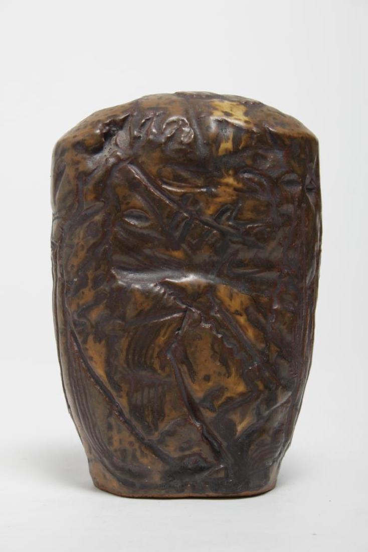 Regis Brodie (American, 20th C.)- Ceramic - 4