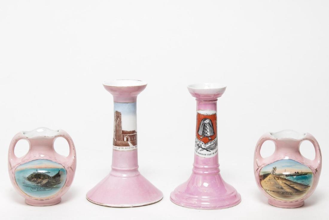 European Porcelain Articles, 4