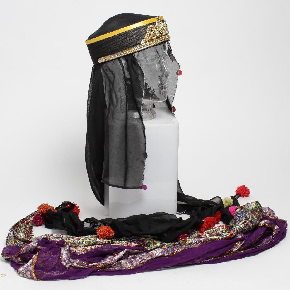 Middle Eastern or Belly Dance Headdresses, 4 - 2