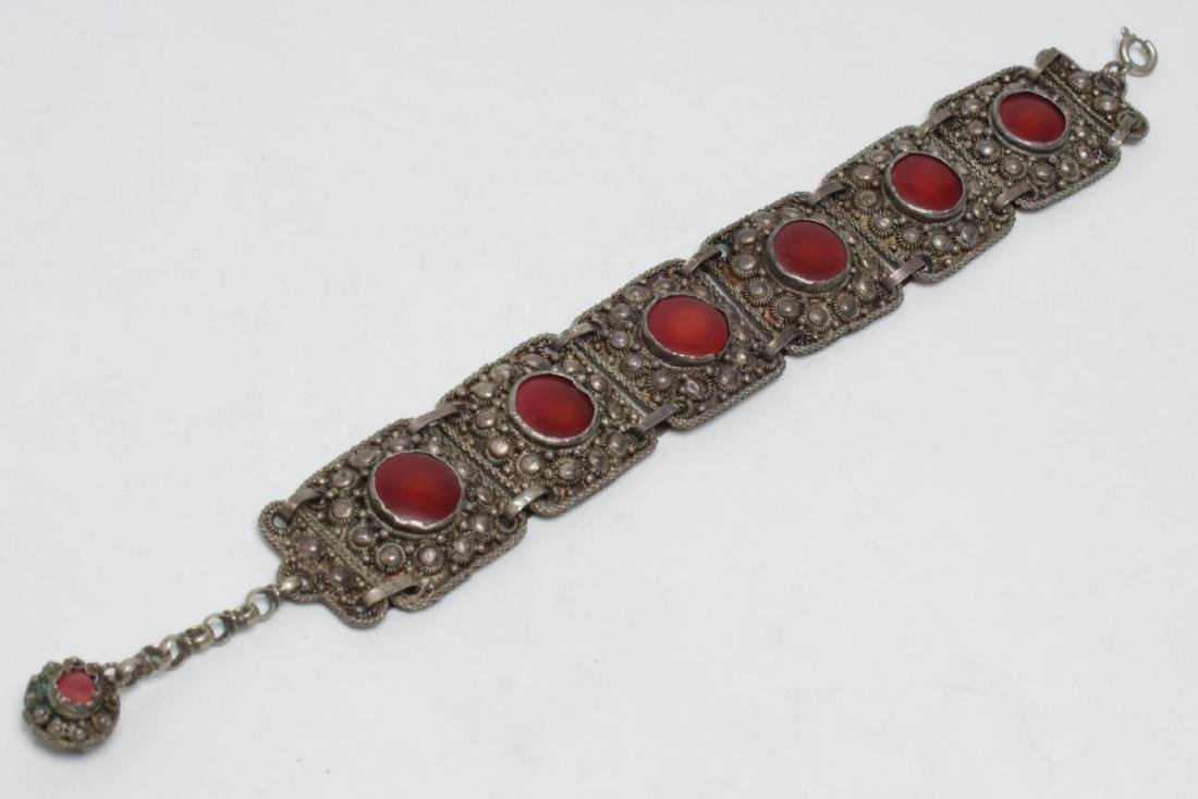 Shell, Bead, Pearl & Metal Costume Jewelry, 11 Pcs - 10