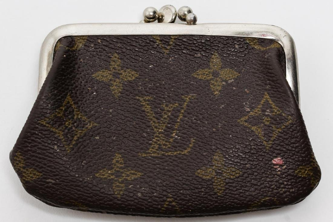 Vintage Louis Vuitton Monogram Canvas Coin Purse