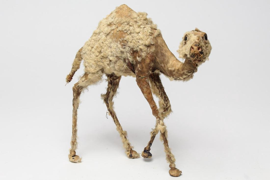 Camel Figurine or Vintage Toy, Children's