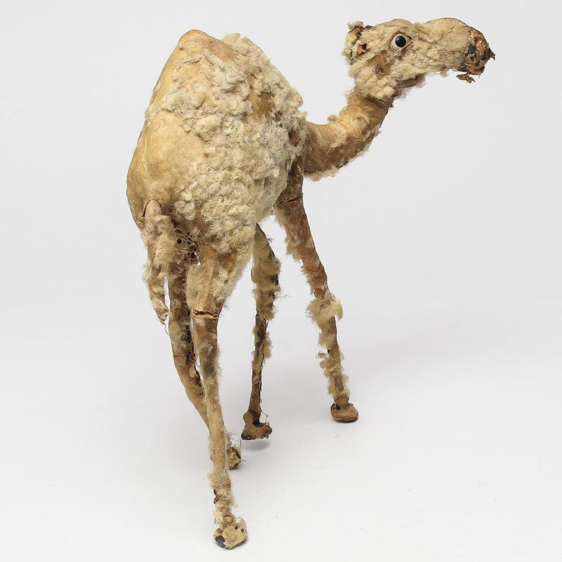 Camel Figurine or Vintage Toy, Children's - 3