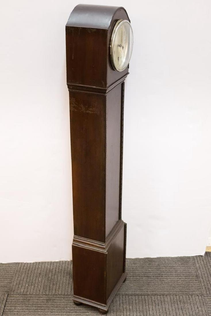 English Grandmother Clock, Antique 19th/20th C. - 5