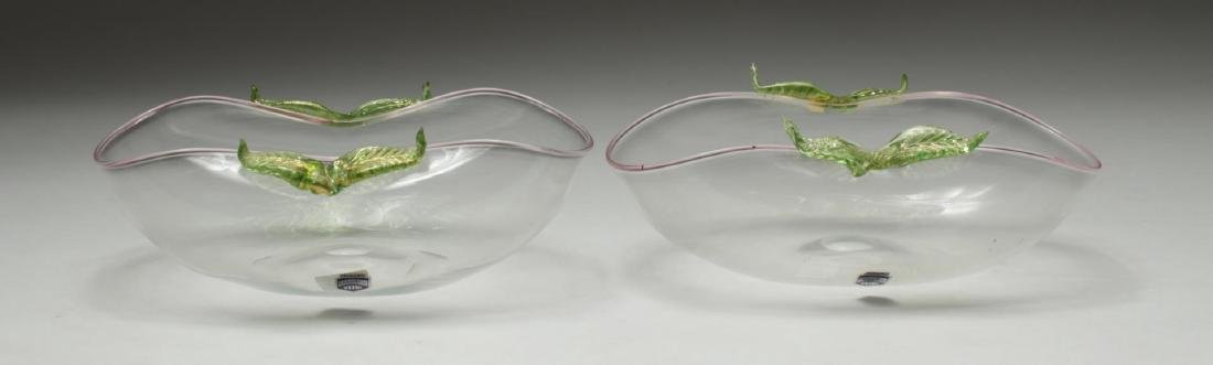 Cenedese Murano Glass Bowls, 2 - 3