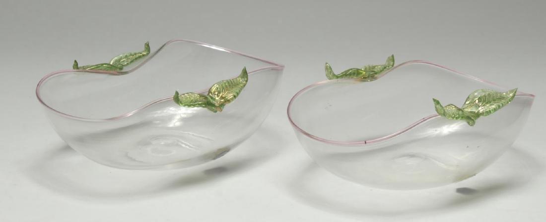 Cenedese Murano Glass Bowls, 2 - 5