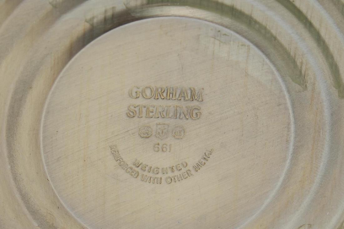 Gorham Weighted Silver Candlesticks, Pair - 2