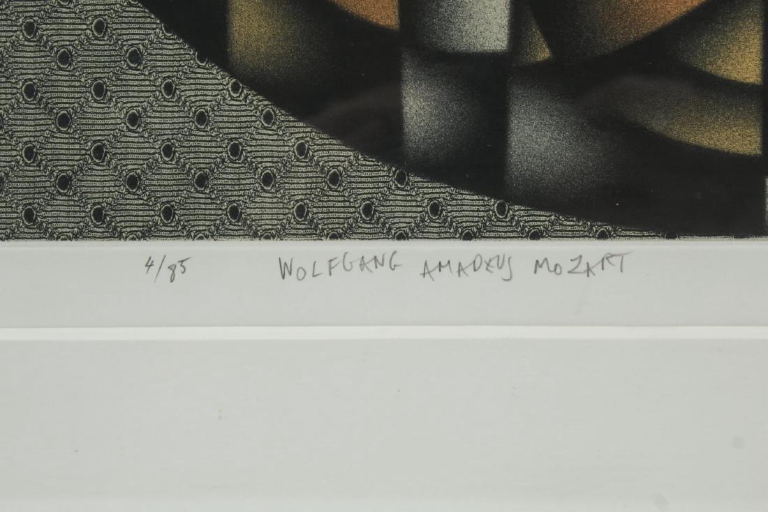 Mario Avati (French, 1921-2000)- Mezzotint - 3