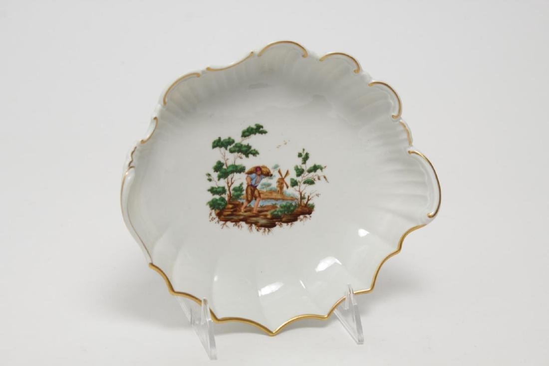 Richard Ginori Porcelain Candy Dish