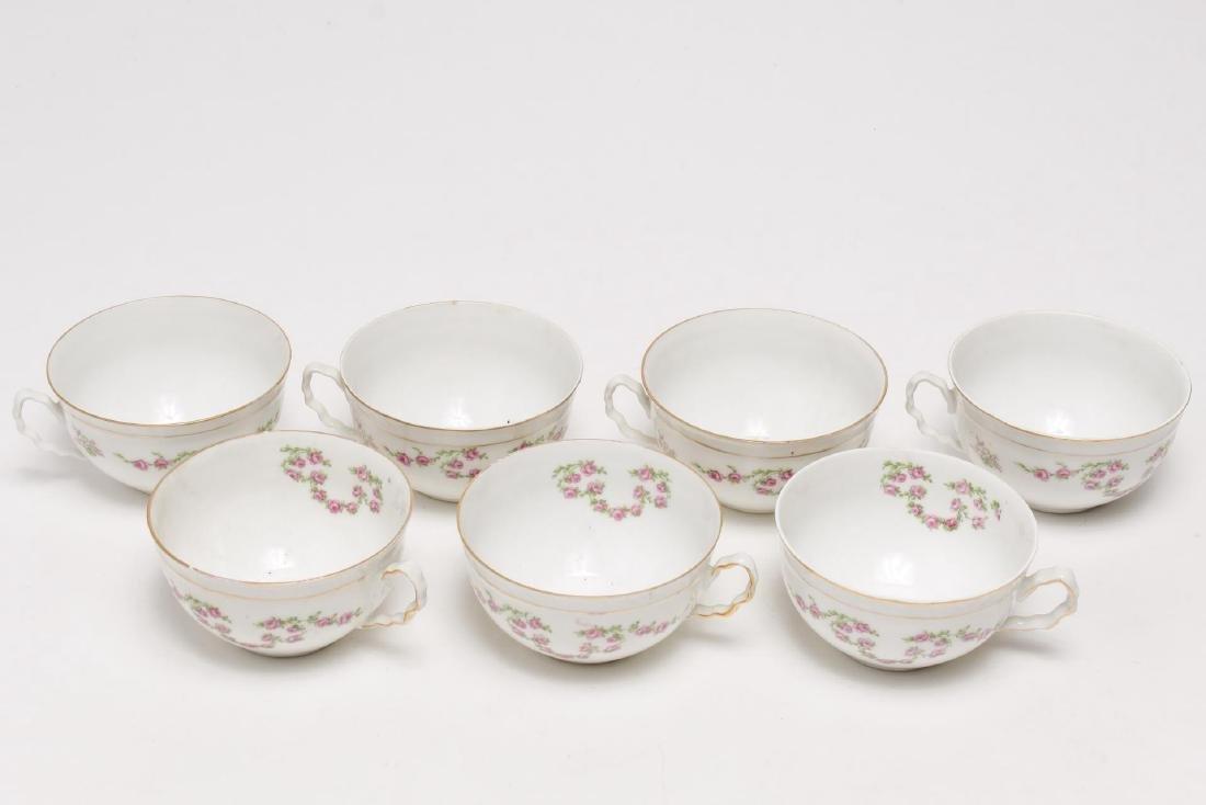 ZS & Co. Bavaria Orleans Porcelain Dessert Service - 10