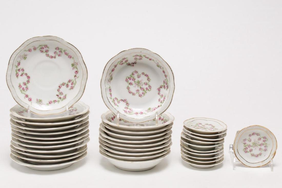 ZS & Co. Bavaria Orleans Porcelain Dessert Service - 3