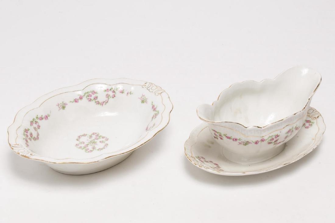 ZS & Co. Bavaria Orleans Porcelain Dessert Service - 4