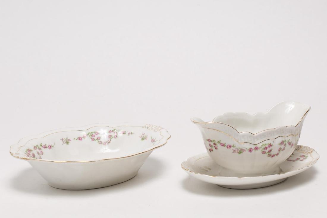 ZS & Co. Bavaria Orleans Porcelain Dessert Service - 5
