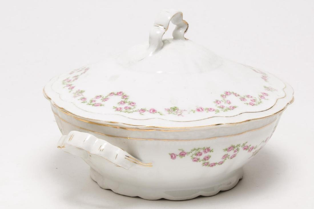 ZS & Co. Bavaria Orleans Porcelain Dessert Service - 8