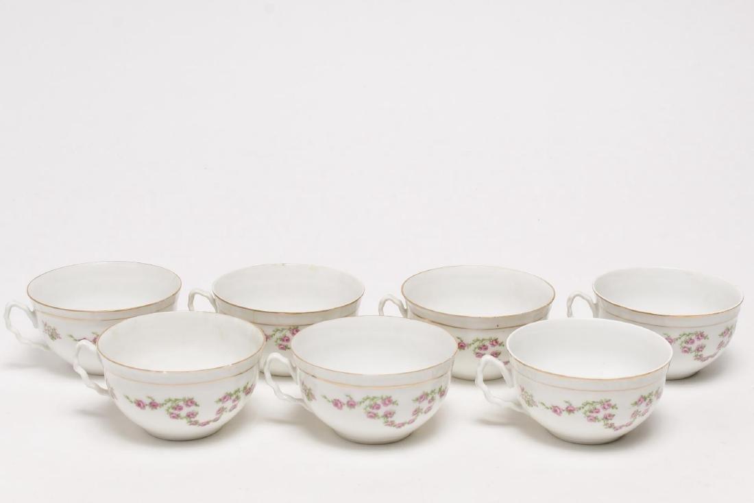 ZS & Co. Bavaria Orleans Porcelain Dessert Service - 9