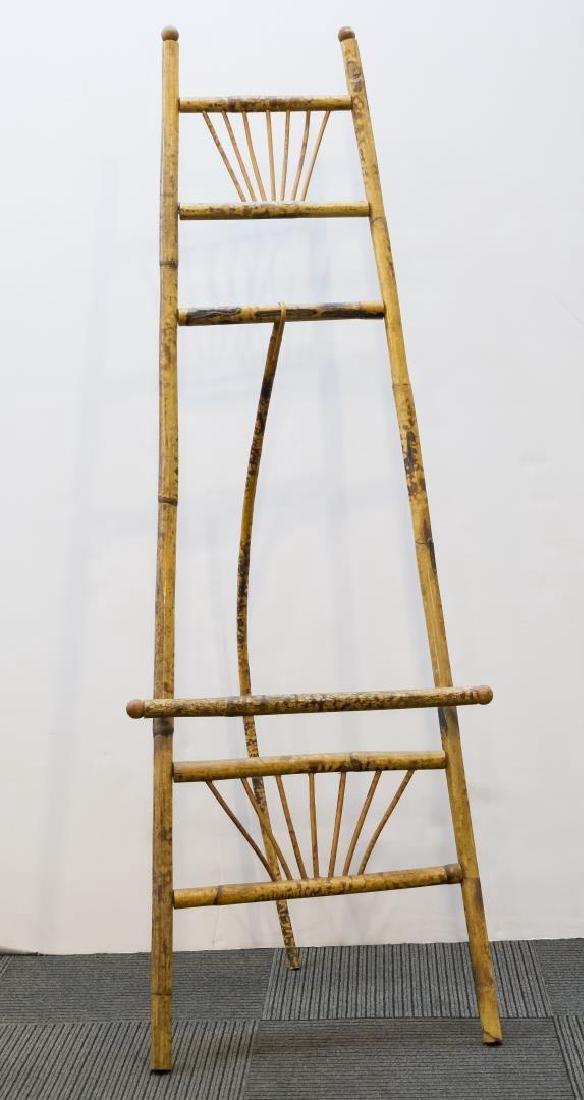 Victorian Bamboo Easel