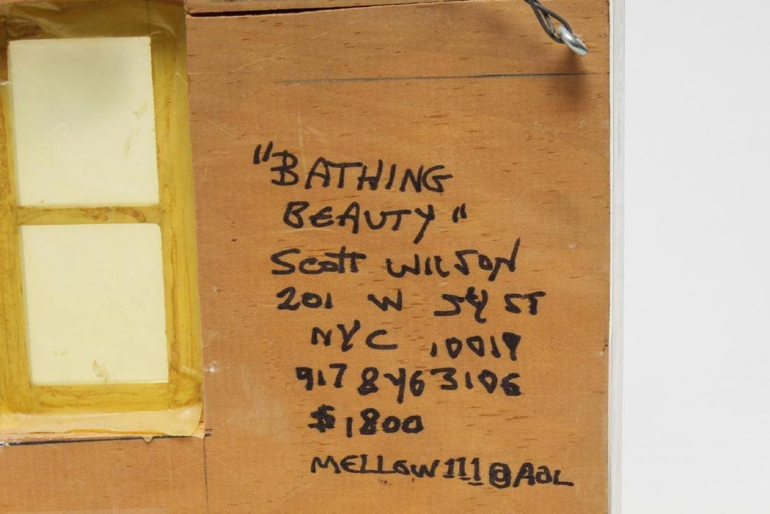 Scott Wilson (American, 20th-21st C.)- Sculpture - 7