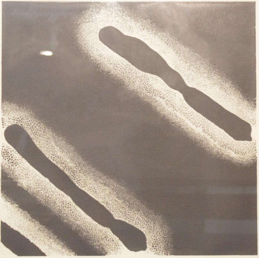 Michael Balog (American, 1944-1987)- Lithograph
