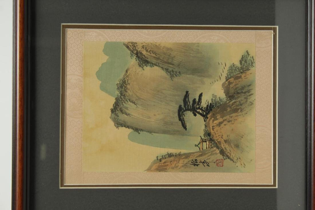 Chinese Hand-Painted Landscape Pictures, 2 - 2