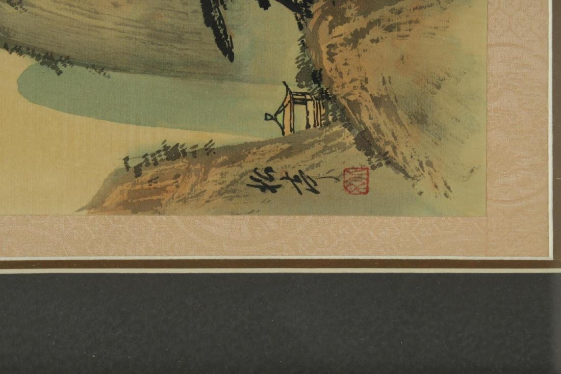 Chinese Hand-Painted Landscape Pictures, 2 - 3
