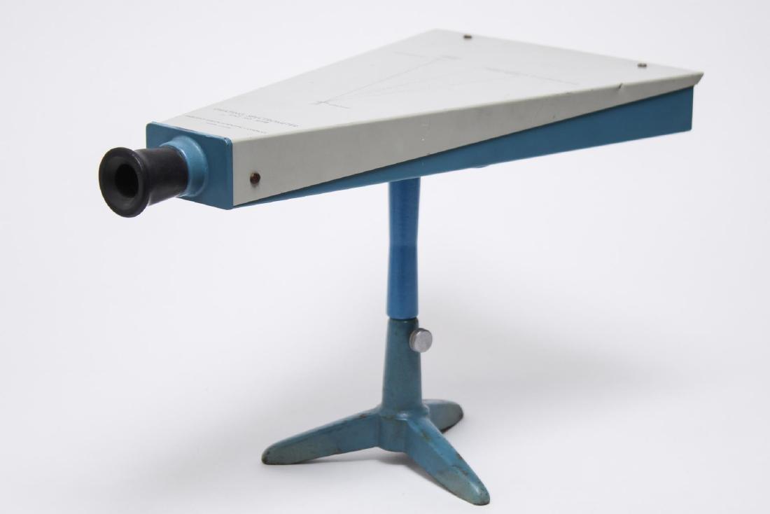 Sargent-Welch 3693B Grating Spectrometer on Base