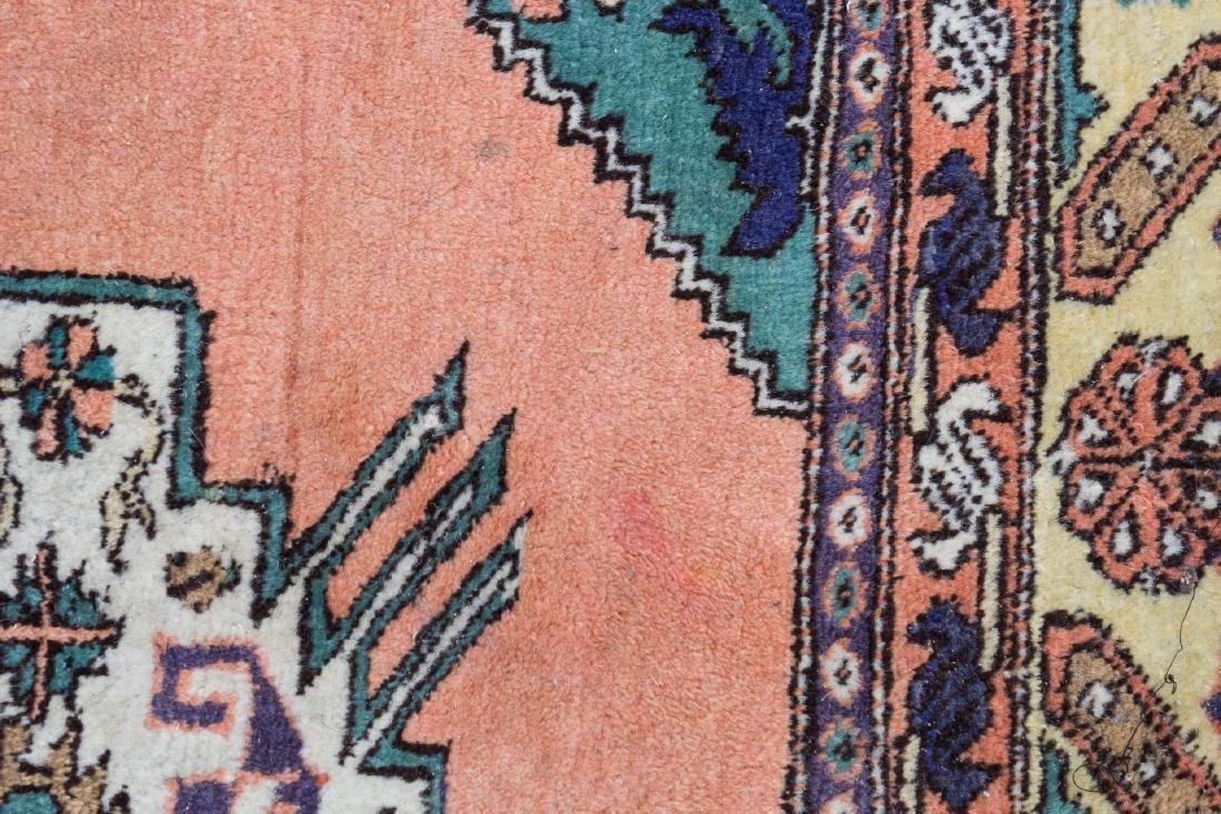 """Persian Rug - 4' 5"""" X 6' 2"""" - 7"""