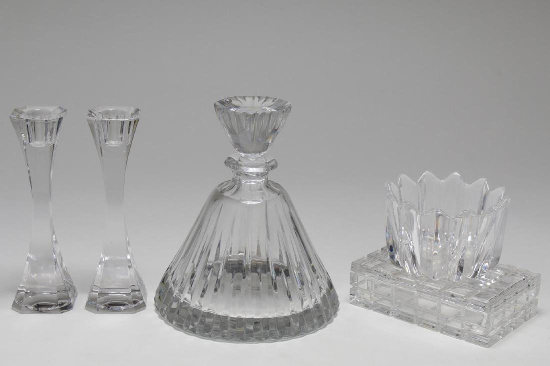 Villeroy & Boch, Orrefors, & More Colorless Glass