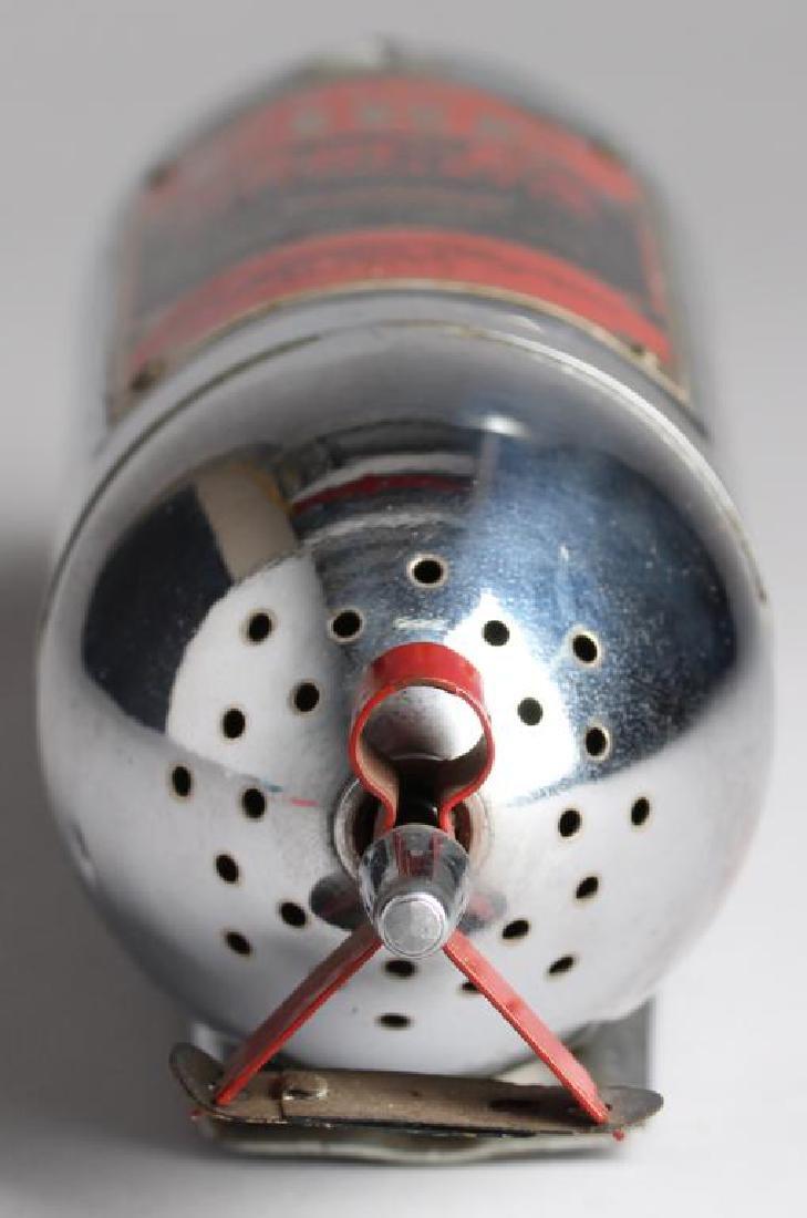 """Shur-Ex """"Motor Guardian"""" Vintage Fire Extinguisher - 5"""
