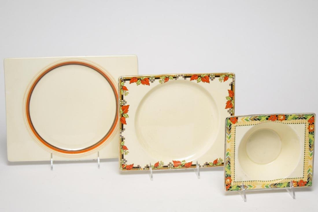 Biarritz Royal Staffordshire Pottery Dishes, 3