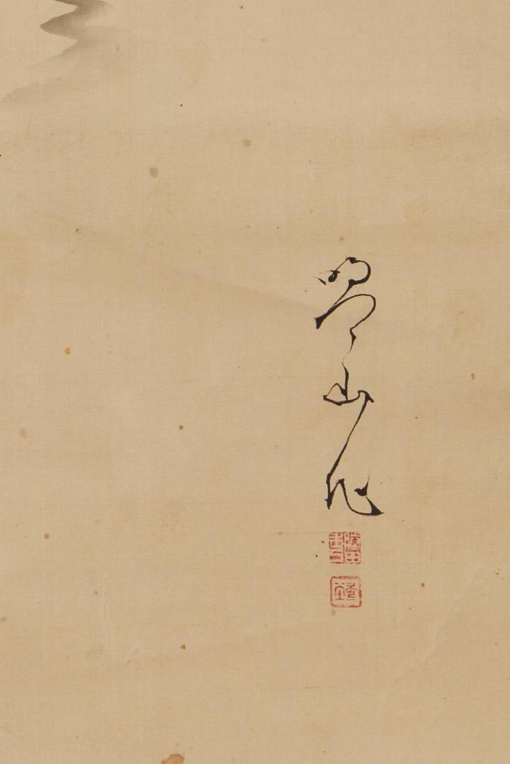 Japanese Fashion Scroll Paintings, 2 - 4