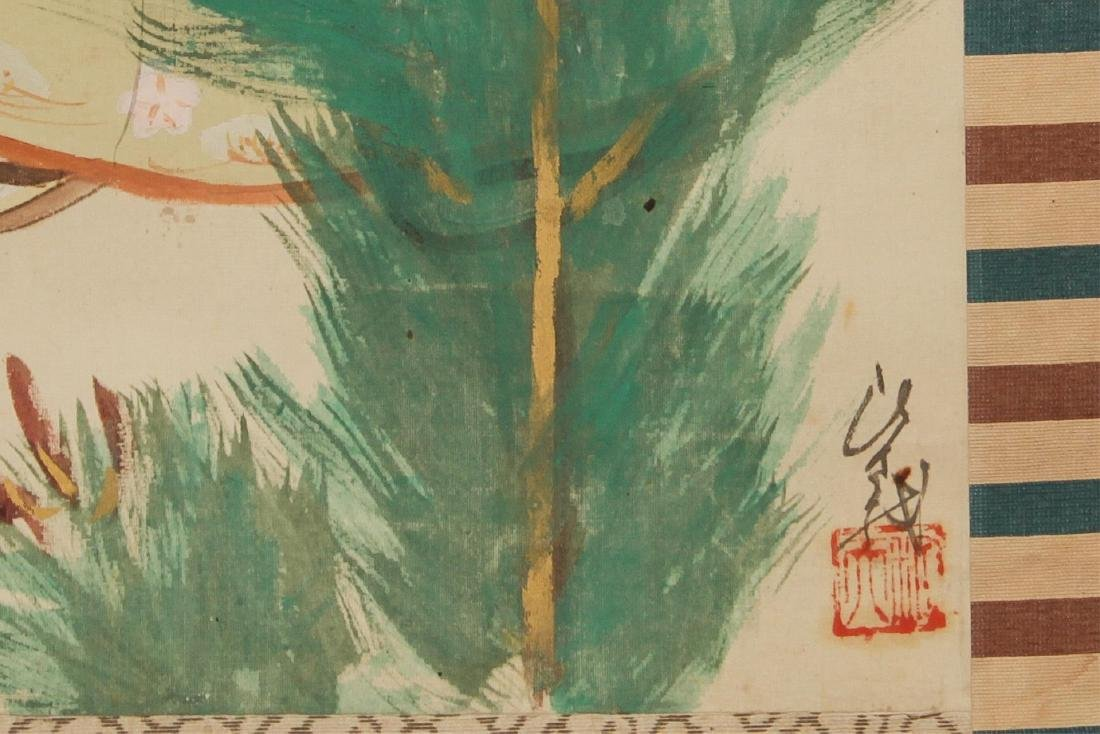 Japanese Fashion Scroll Paintings, 2 - 7