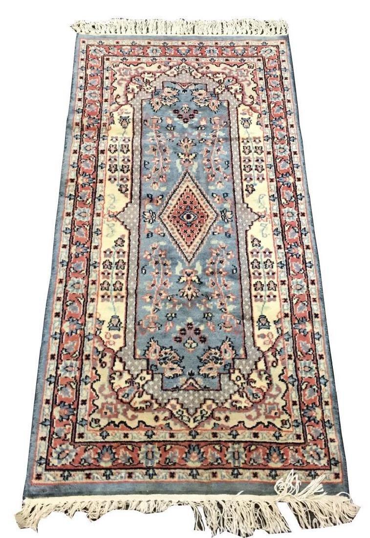 """Persian Rug, 2' 2"""" X 4' 4"""""""
