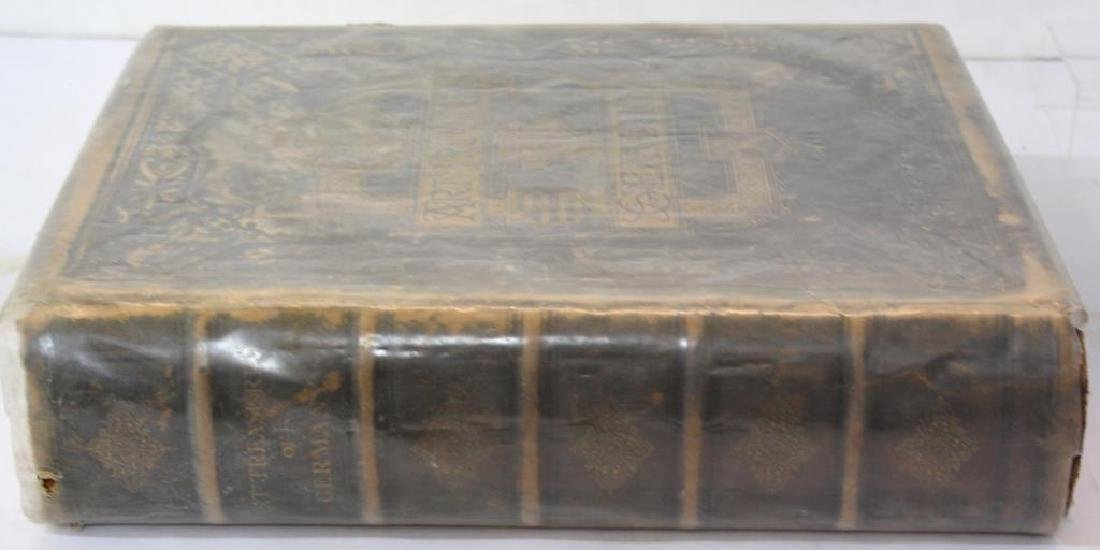 """Art Treasures of Germany"" Antique Art Book"