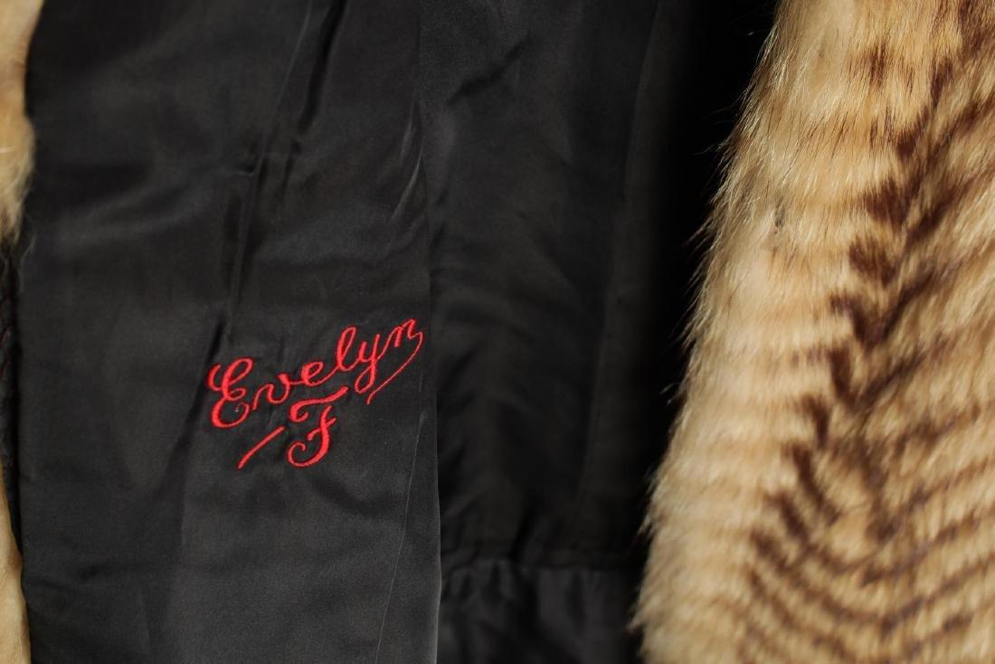 Vintage Fur Coat, Woman's - 3