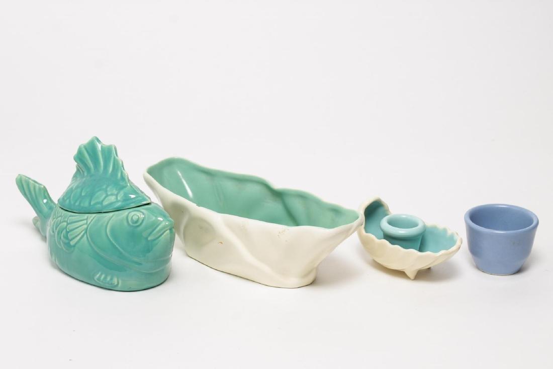 California Art Pottery, incl. Catalina & Bauer