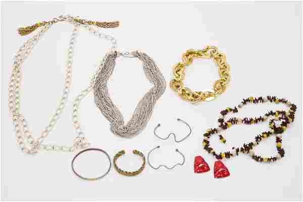 Woman's Costume Jewelry, Miscellaneous Assortment