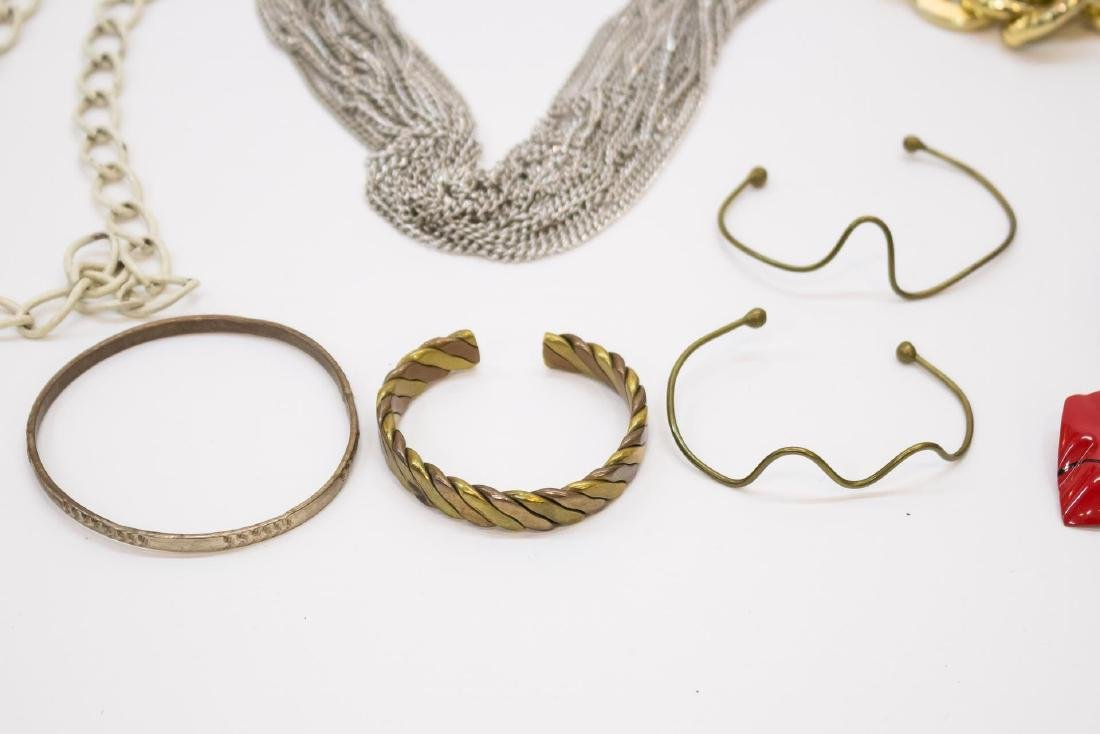 Woman's Costume Jewelry, Miscellaneous Assortment - 6
