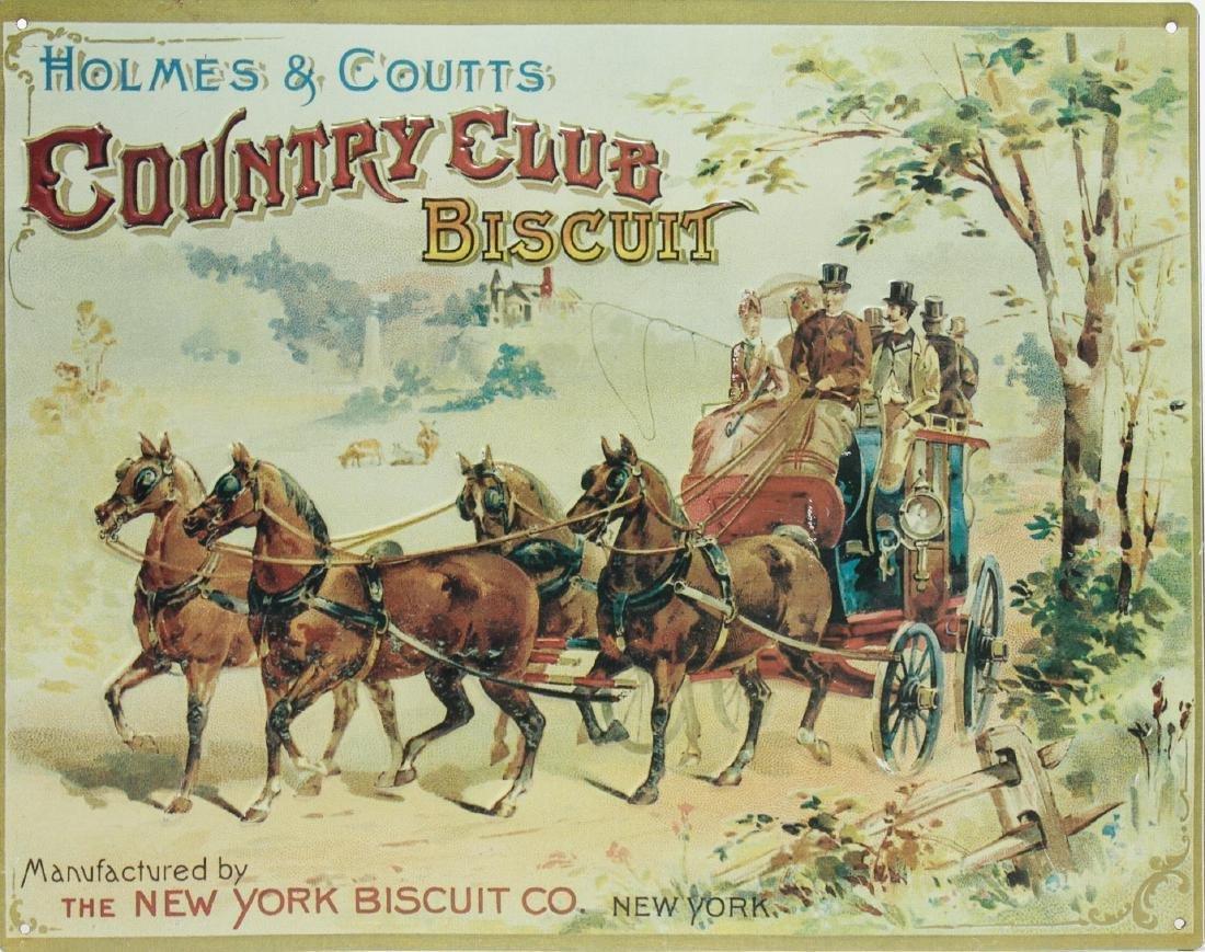 19th Century Coaching Images, Print & Enamel Sign - 4