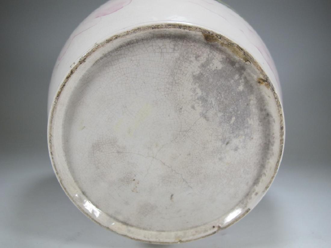 Antique English Masonic Sunderland luster jug - 7