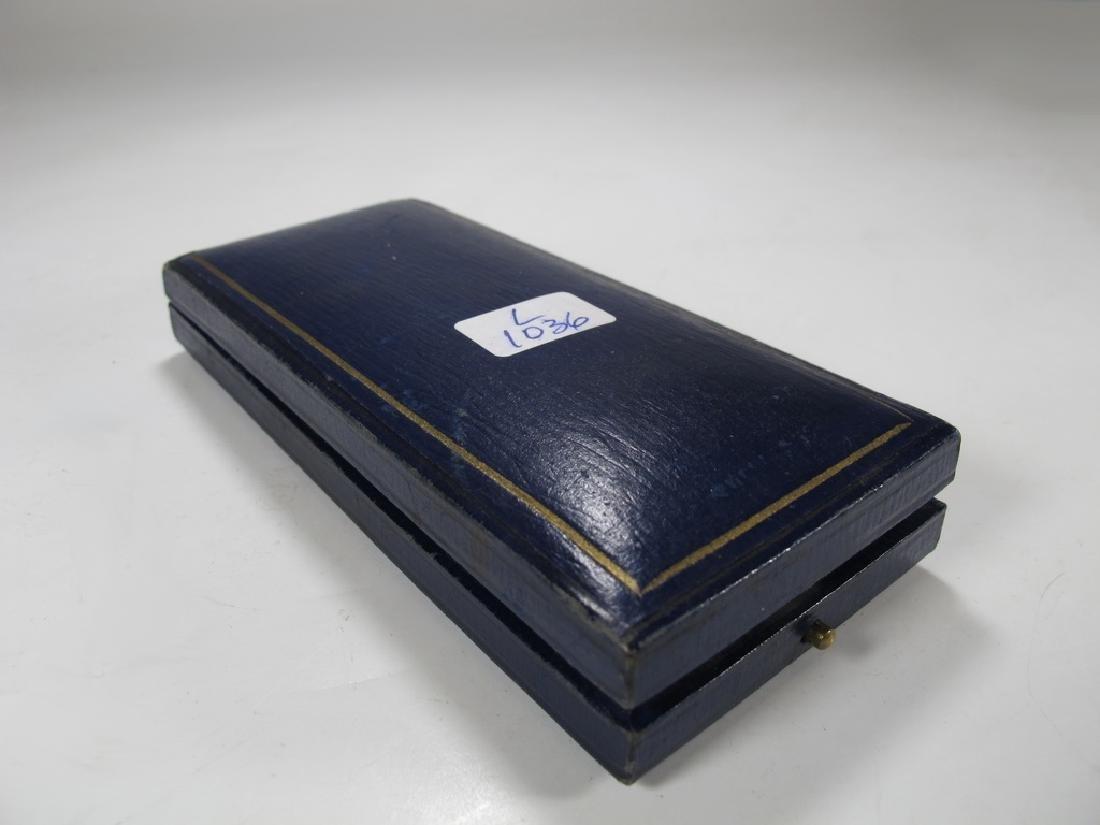 Antique Masonic 9 kt gold breast jewel - 8