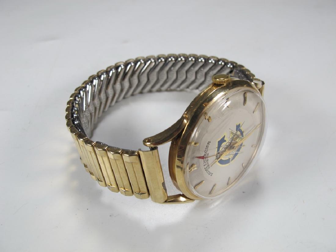 Vintage Masonic Baume & Mercier men's wrist watch - 2