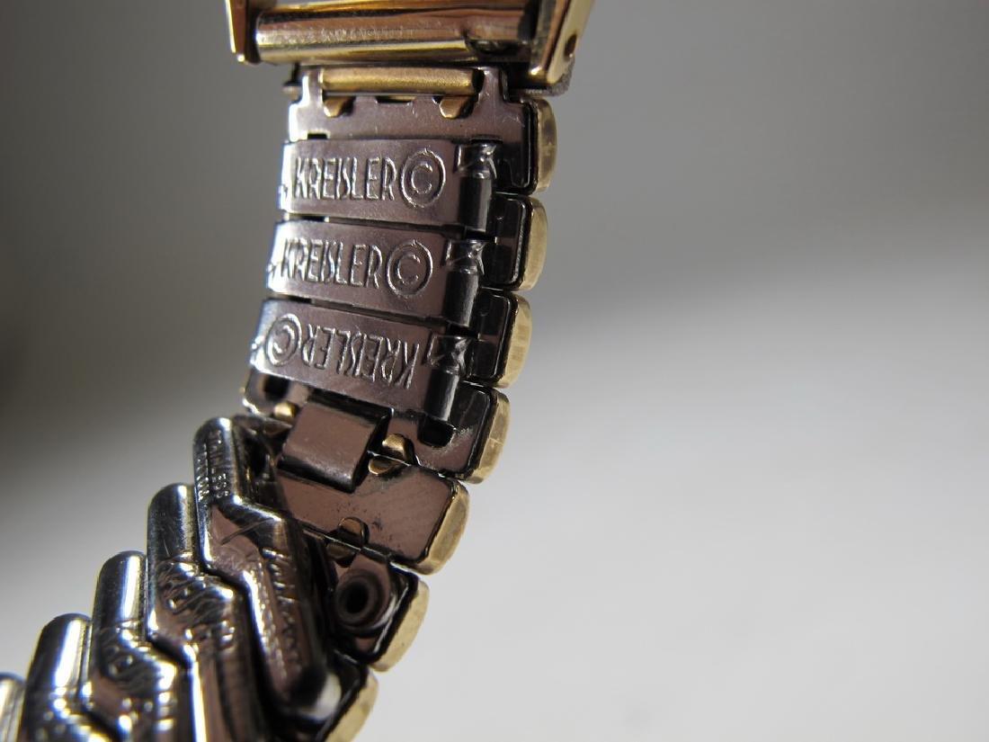 Vintage Masonic Baume & Mercier men's wrist watch - 5