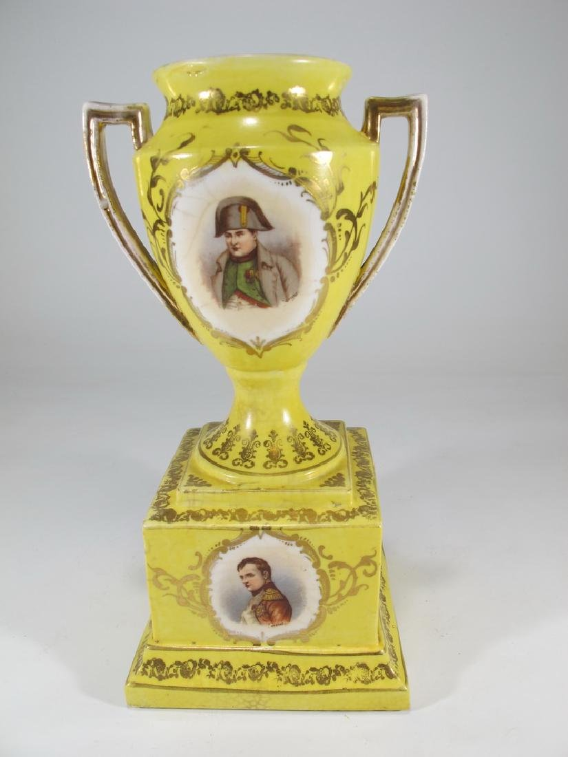 Antique Victoria Carlsbad Austria porcelain urn